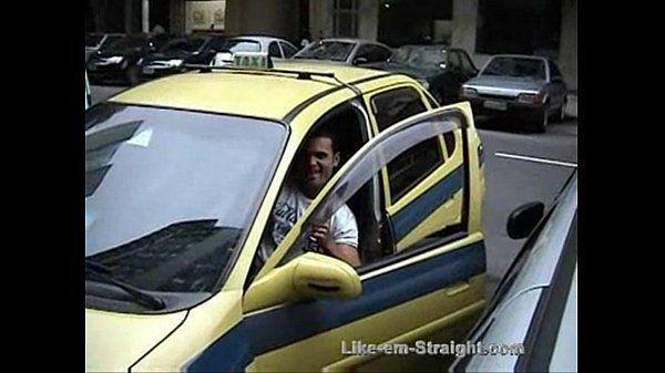 Trepada boa com o taxista safado