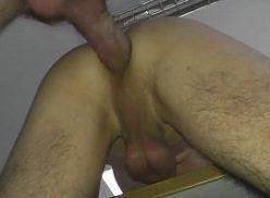 Gay gostoso leva rola até o talo